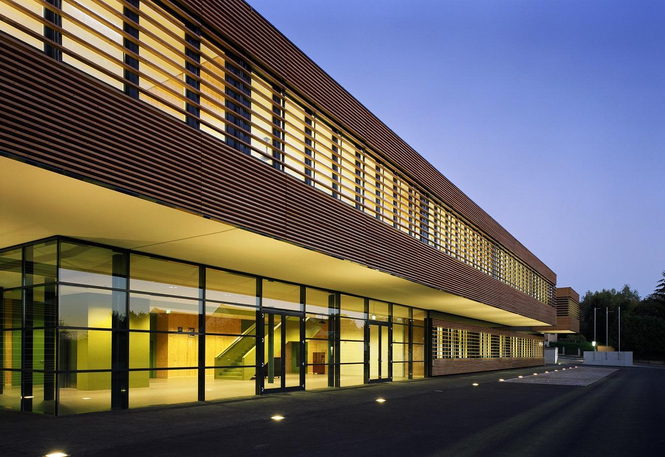 HTL Mistelbach Poppe*Prehal Architekten