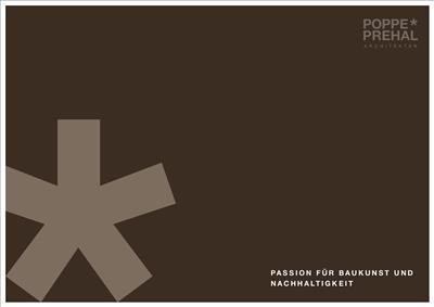 Interaktive Broschüre der POPPE*PREHAL ARCHITEKTEN. Passion für Baukunst und Nachhaltigkeit seit über 20 Jahren.